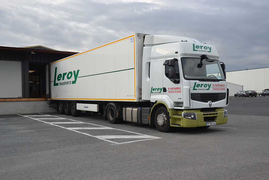 camions chateauroux