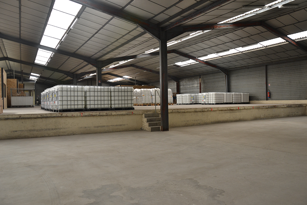stockage transports routiers