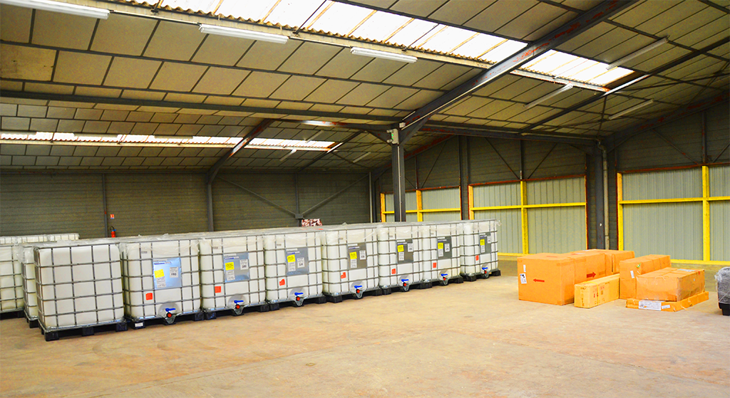 stockage particuliers